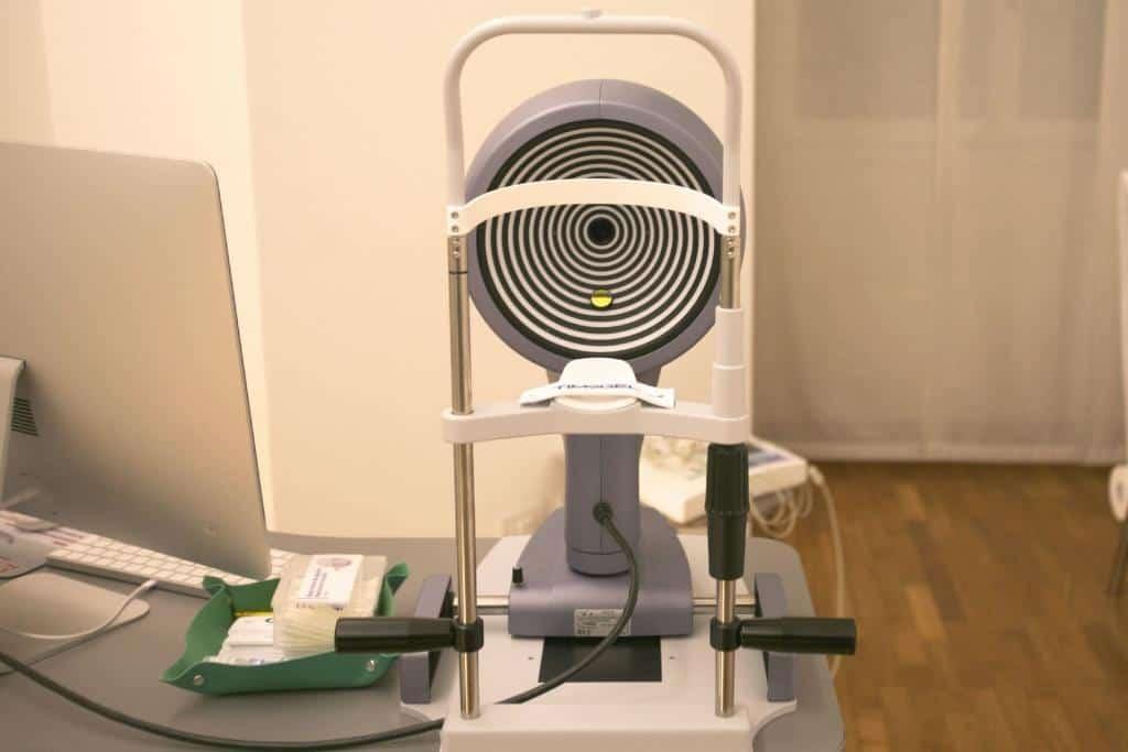 tomografia corneale